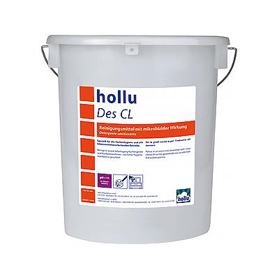 hollu Des CL - Desinfektionsreiniger Pulver