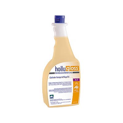 hollugloss Glattleder-Reiniger & Pflege F10