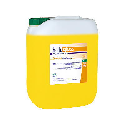 hollugloss Premium Glanz-Shampoo F7