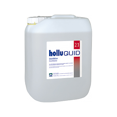 holluQUID 2.1 - Desinfektion