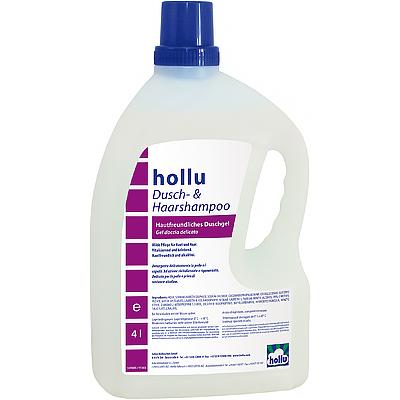 hollu Dusch- & Haarshampoo